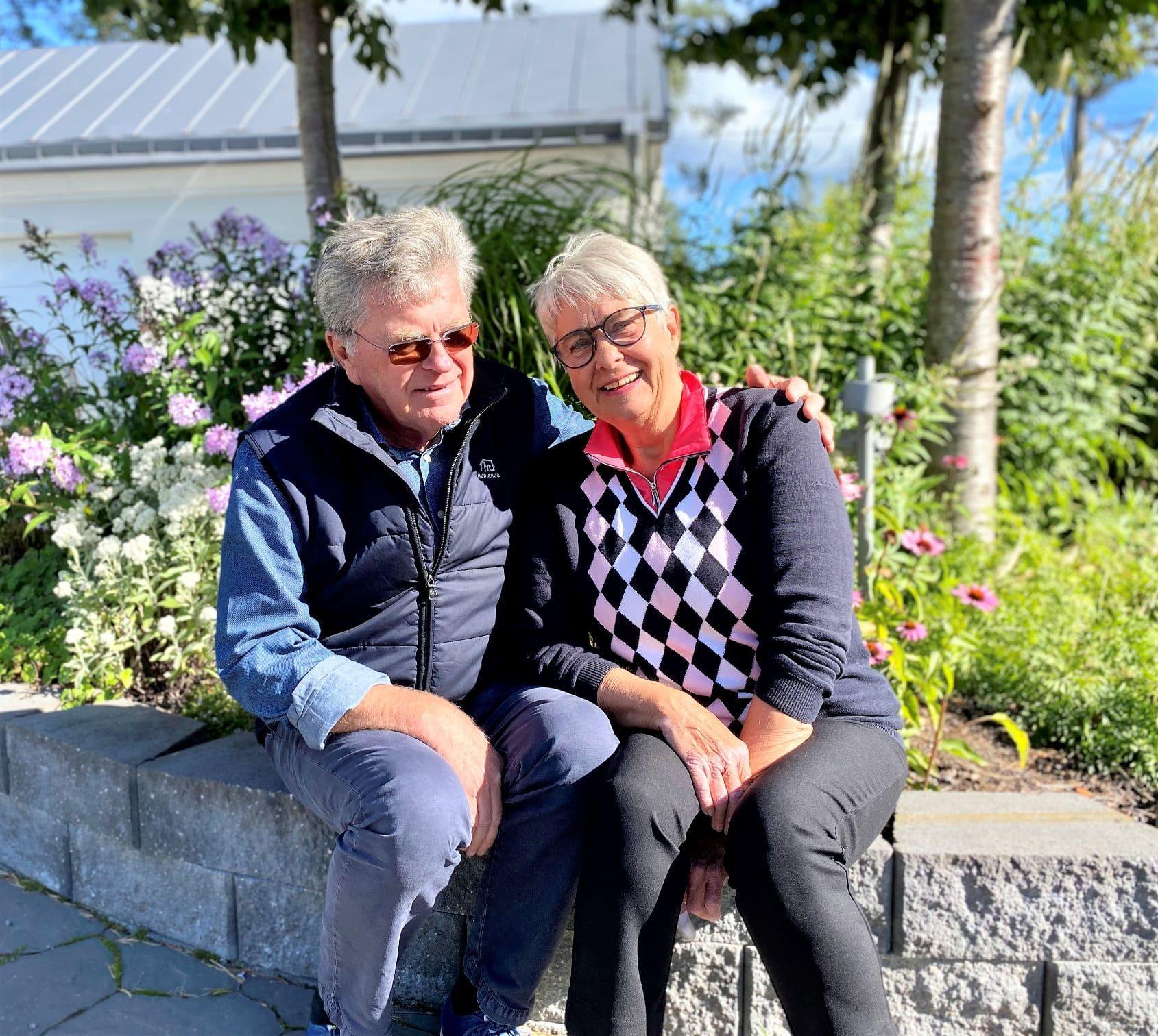 Anders och Eva Eriksson - Gröna Systrar har vida överträffat deras förväntningar